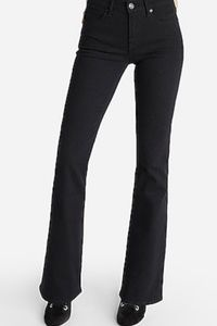 EXPRESS: Stella Boot Cut Jeans